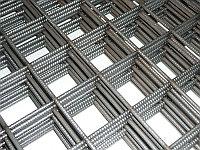 Сетка сварная арматурная 2000x6000 мм 200х200х10мм
