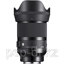 Объектив Sigma 35mm f/1.4 DG DN Art  для Sony E