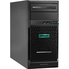 HPE P16926-421 Сервер ML30 Gen10, 1x Intel Xeon E-2224 4C 3.4GHz, 1x8GB-U DDR4