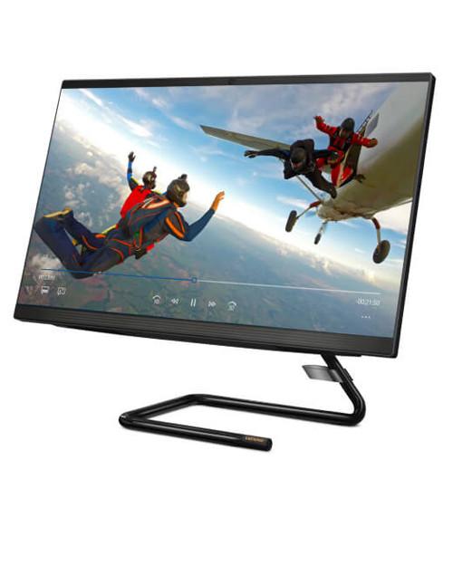 Моноблок Lenovo AIO 3 23,8'FHD/Core i5-10400T/8GB/TB+256Gb SSD/DVD/AMD R625 2GB/Win10 (F0EU0091RK)