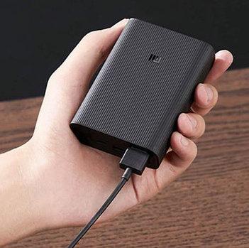 Новый компактный и энергоэффективный Power bank от Xiaomi