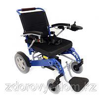 Складные и легкие кресло-коляски с электроприводом