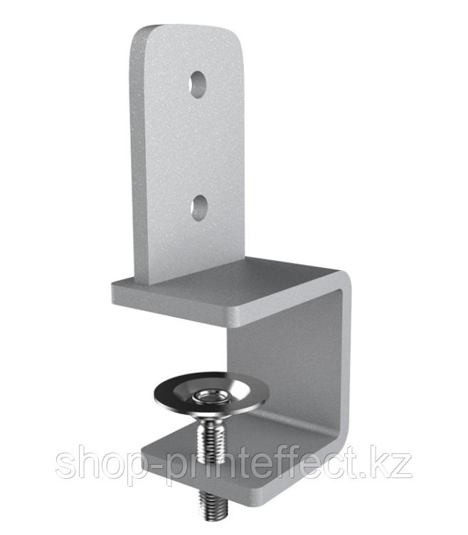 Струбцина для перегородок и экранов с двумя резьбовыми отверстиями (Артикул: MST-14)