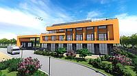 Эскизное проектирование поликлиник, больниц, медицинских центров