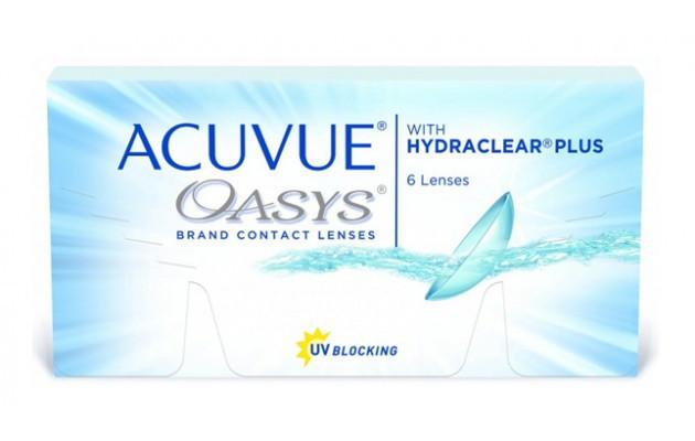 Линзы Acuvue Oasys (2 штуки) - фото 2