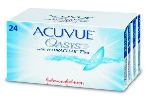 Линзы Acuvue Oasys (2 штуки) - фото 3