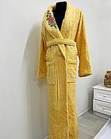 Банный халат Туркменский