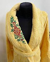 Банный халат Туркменский, фото 2