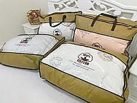 Одеяло зимний 2сп  Аққу, фото 3