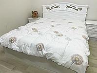 Одеяло зимний 2сп  Аққу, фото 2