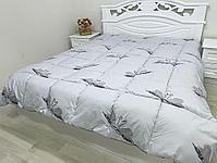 Одеяло зимний 2сп  Аққу, фото 5