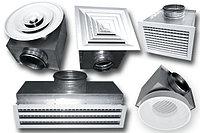 Пленум короб (адаптер бокс ) для квадратных потолочных диффузоров.