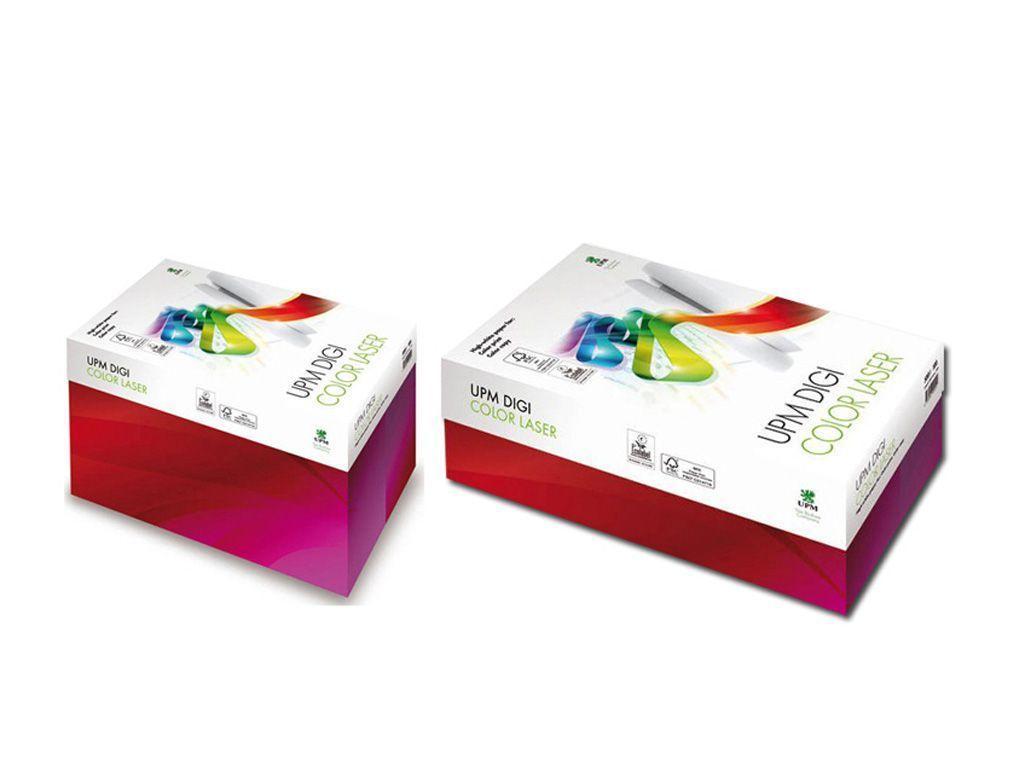 Бумага UPM Digi Color, А3, 190 г/м2, 250л., белая