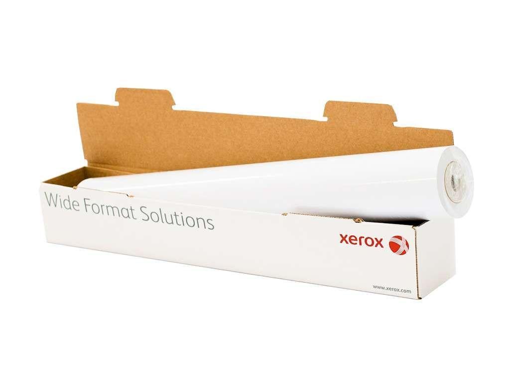 Бумага для плоттера XEROX, А1 (594 мм х 175 м), 75 г/м2, втулка 76 мм
