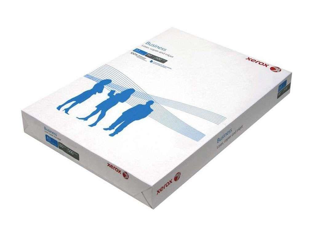 Бумага офисная XEROX Business, А3, 80г/м, 500 л