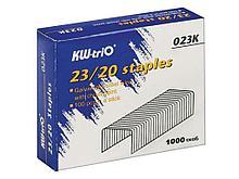 Скобы KW-trio для степлера e2849623/20 (160-200 листов) 1000 шт/кор