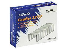 Скобы KW-trio для степлера e2849623/17 (130-160 листов) 1000 шт/кор