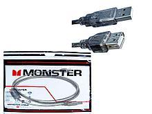 Удлинитель USB AM-AF Monster Cable, 5 метров