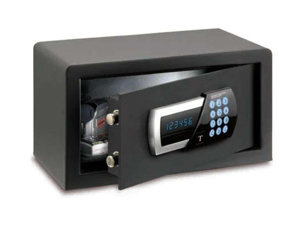 Сейф Technomax Hotel TSW/1HN, электронный код, 350x200x200 мм