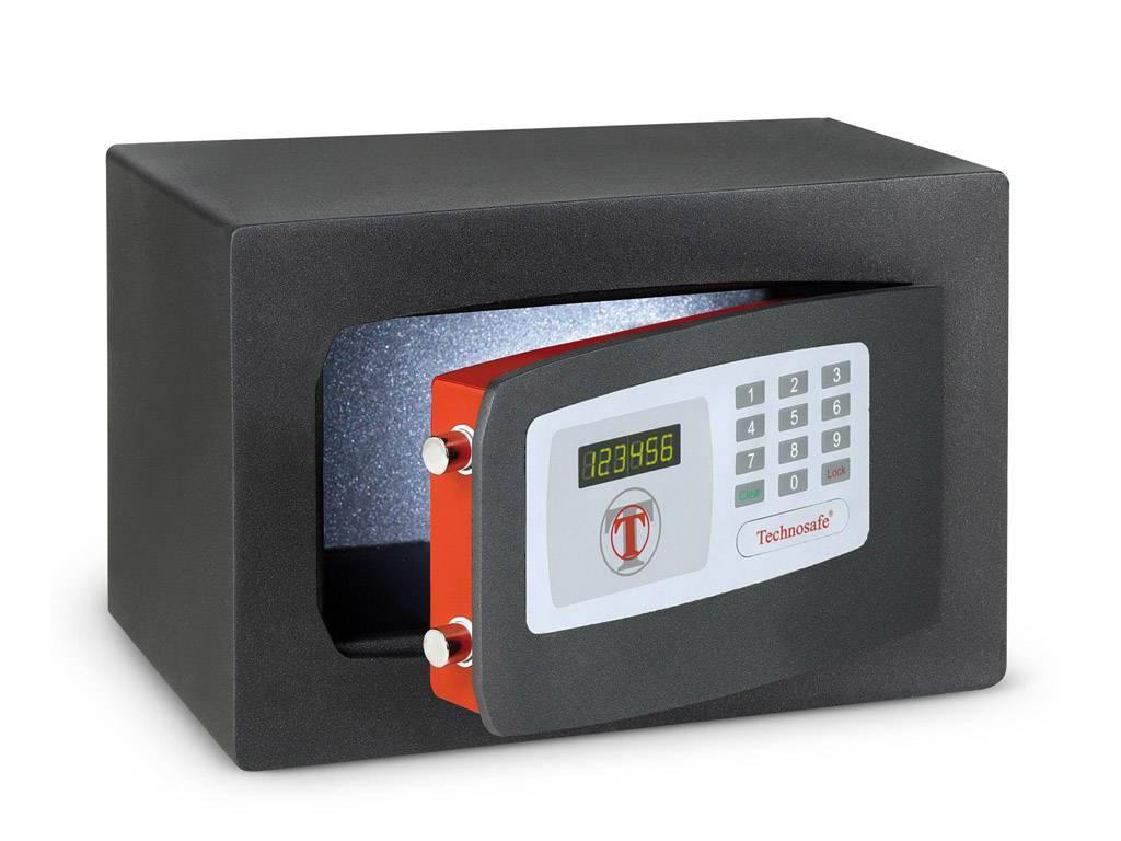 Сейф Technomax Techosafe Moby Key MTE/4, электронный код, 390x350x270 мм