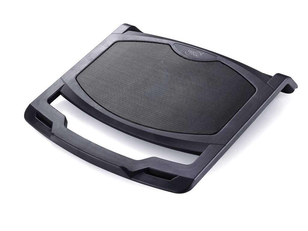 """Охлаждающая подставка для ноутбука 15,6"""" Deepcool N400 черная"""