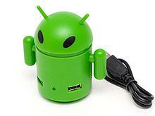 Расширитель USB Deluxe на 4 Порта DUH4002GR Android