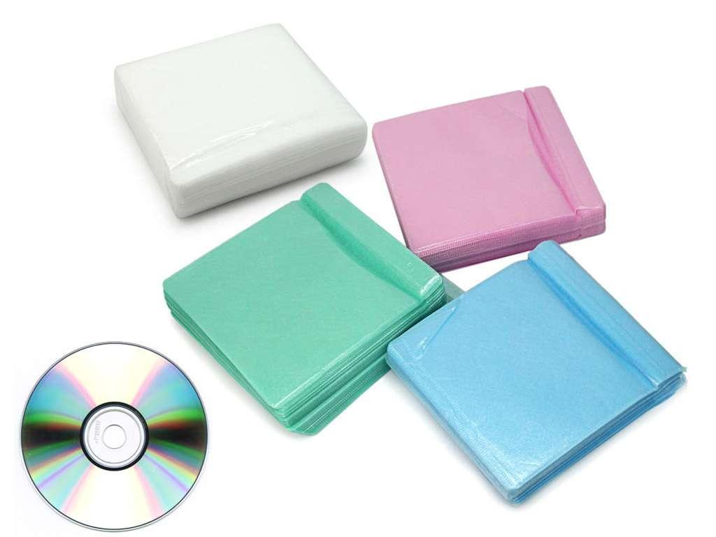Конверт пластиковый для CD-дисков
