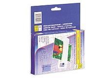 Пленка для ламинирования ProfiOffice А7, глянец, 80 мкм, 100 штук в упаковке
