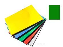 Обложка для переплета Arter, А4 пластиковая, 300 мкм, зеленая