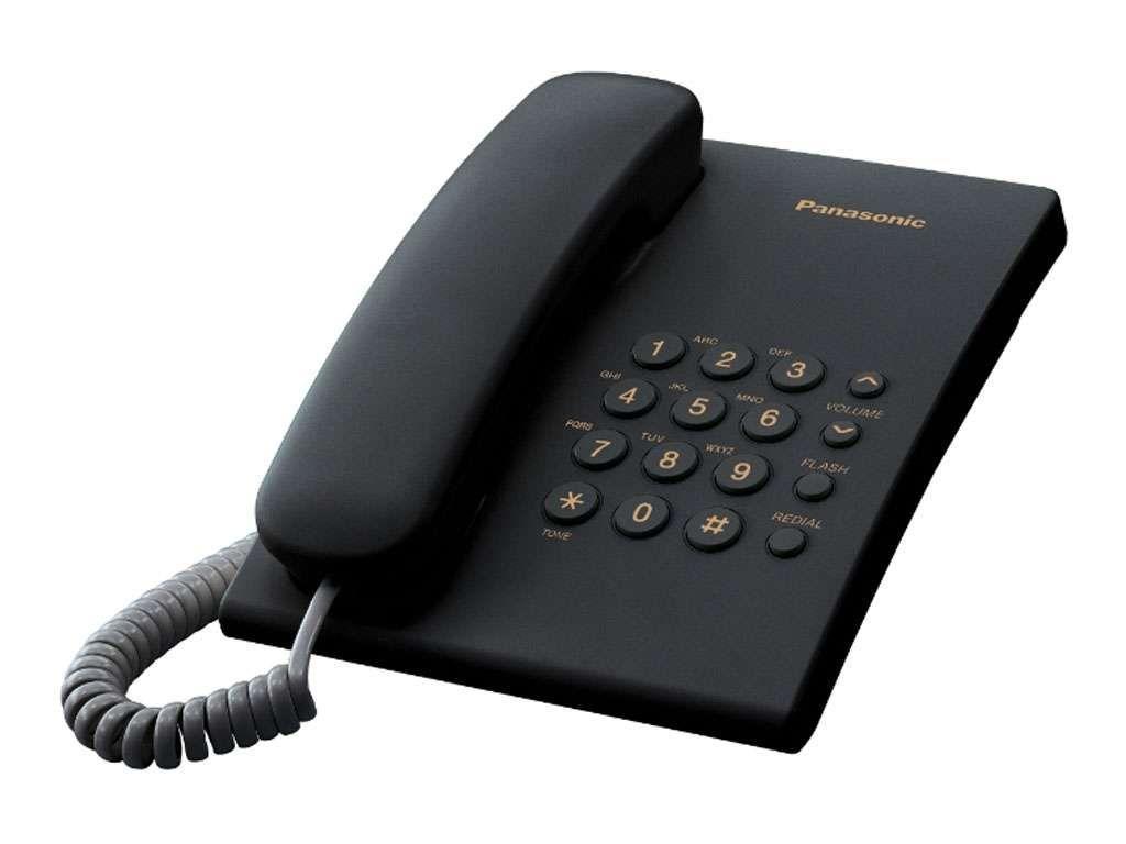 Телефон Panasonic KX-2350 черный