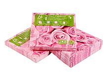 """Салфетки Маолин """"Крупные розы"""" для сервировки, 3-слойные, 20 штук в упаковке"""