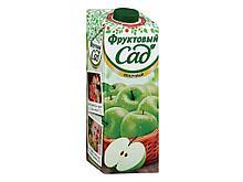 """Сок """"Фруктовый Сад"""", яблоко, 1 литр"""