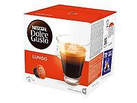 Капсулы для кофемашин Nescafe Dolce Gusto Лунго, 16 штук в упаковке