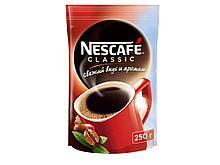Кофе растворимый Nescafe Classic 250 гр, мягкая упаковка