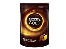Кофе растворимый Nescafe Gold 190 гр, мягкая упаковка