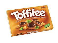 """Конфеты """"Toffifee"""", с лесным орехом, 125 гр"""
