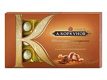 "Конфеты ""Коркунов""  Ассорти, молочный шоколад, 192 г"