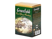 Чай Greenfield Earl Grey Fantasy черный с бергамотом, 100 гр