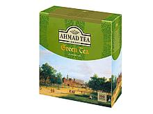 Чай AHMAD Green Tea (зеленый чай) 100 пакетиков