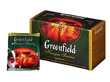 Чай Greenfield Kenian Sunrise черный байховый, 25 пакетиков