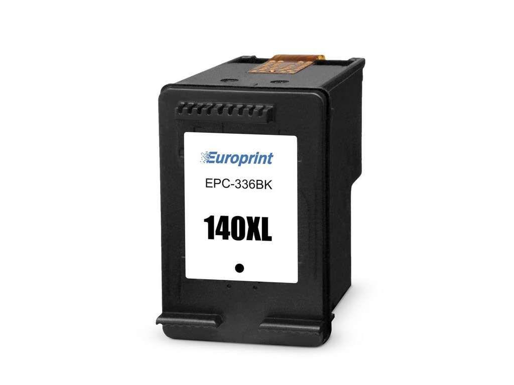 Картридж струйный EUROPRINT для HP e28496140xl (EPC-336BK) черный