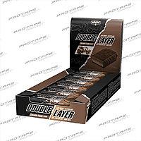 Батончик протеиновый Double Layer Bar (12 x 60g) - Chocolate Fusion Maxler