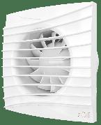 Вентилятор осевой вытяжной с обратным клапаном SILENT 4C TURBO 4 d100 Эра