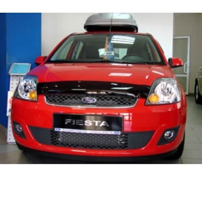 Дефлектор капота Ford Fiesta (2006-2007)