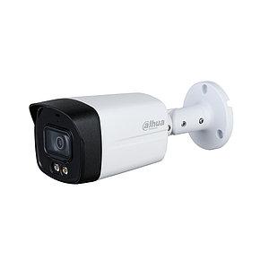 Цилиндрическая видеокамера Dahua DH-HAC-HFW1239TLMP-LED-0280B