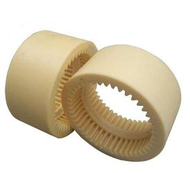 Муфта зубчатая (нейлон. кольцо) NL - 5# - 40C