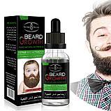 Масло для роста бороды и волос Beard growth, фото 4