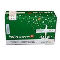 Тесты на наличие антибиотиков в молоке Twinsensor (96 тестов)