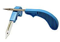 Нож-аппликатор для установки ушных бирок(одинарных) для КРС