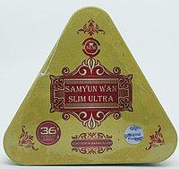 Самуин Ван Слим ультра - Капсулы для похудения треугольная банка